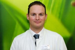 Dr. Oliver Adam (Foto: KKH St. Ingbert)