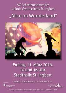 Plakat: Stadt St. Ingbert