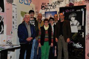 Vorstand Kinowerkstatt (Foto: Verein)