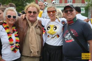 Der TV-Makler Toto Russello (Vox/Mieten-Kaufen-Wohnen) war auch da (Foto: Benjamin Noll)