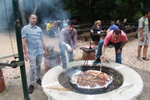 multikulturelles Grillfest (Foto: privat)