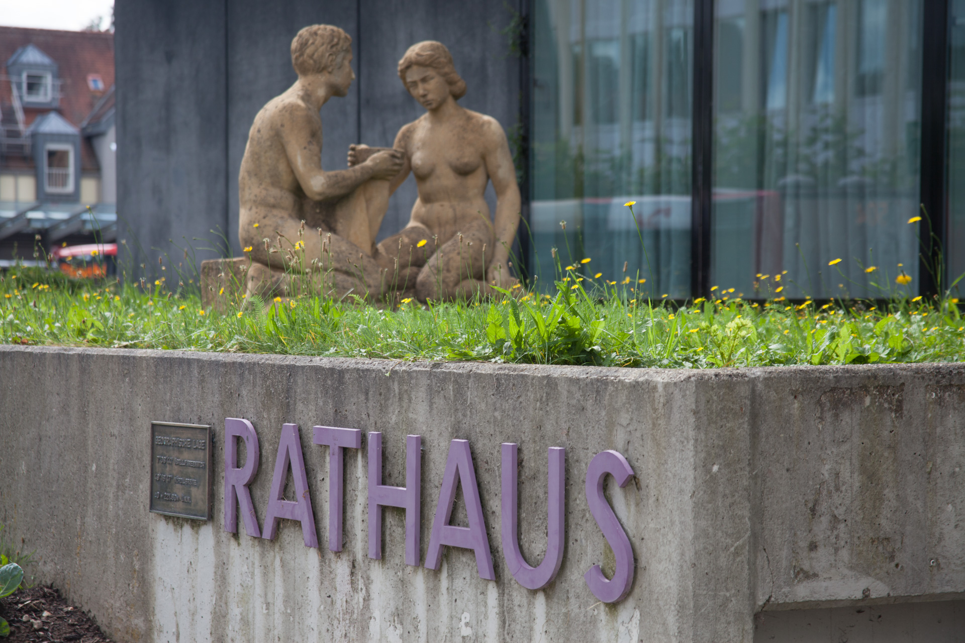 St. Ingbert: Rathaus
