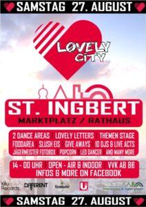 Lovely City Festival in St. Ingbert