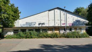 Tischtennishalle (Foto: Andreas Gaa)