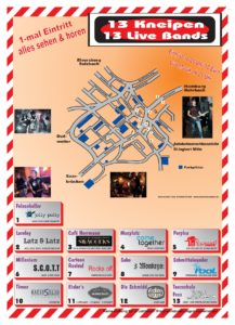 Plakat Roundabout Tour 2016