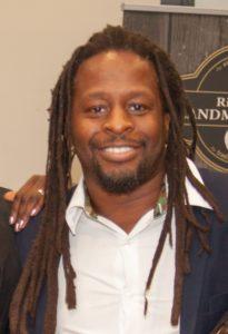 Moderator Mola Adebisi