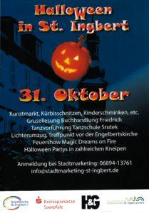Halloween St. Ingbert