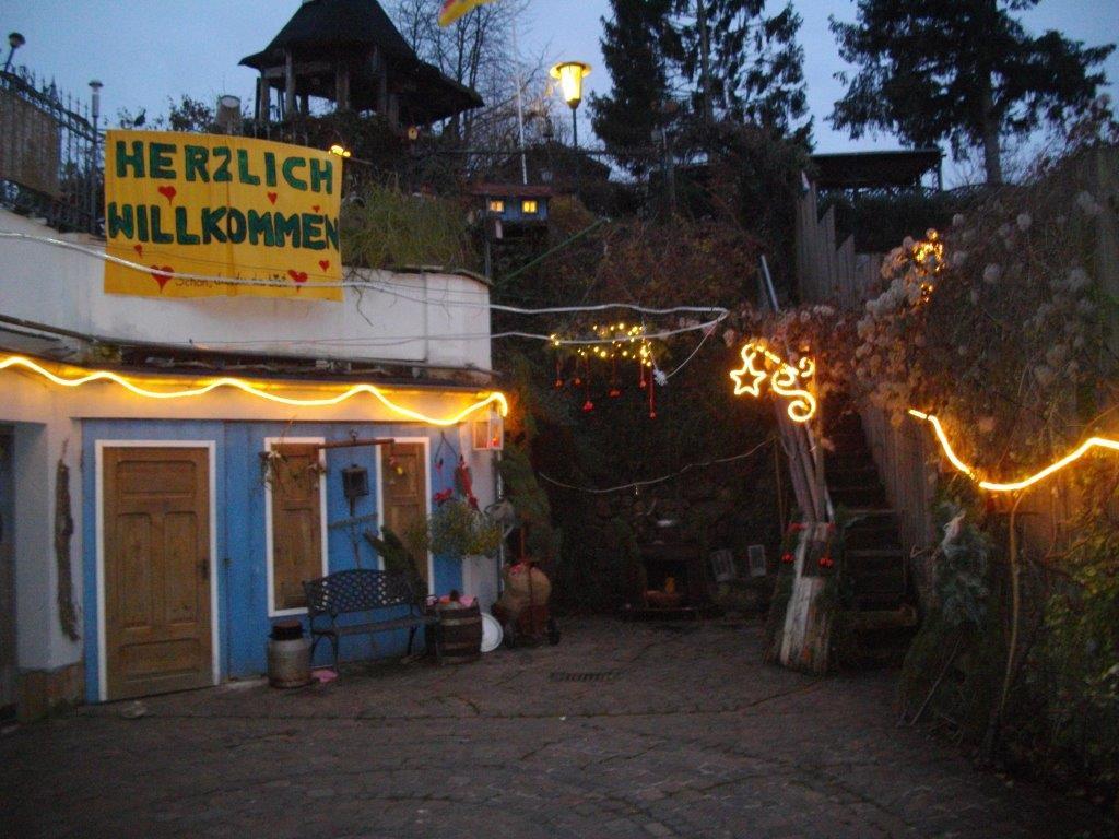 Hoffest am ersten Adventssamstag
