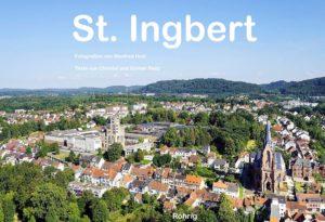 """Bildband """"St. Ingbert"""" aus dem St. Ingberter Röhrig-Verlag"""