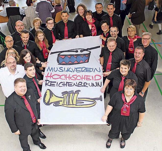 Konzert des Musikverein Hochscheid-Reichenbrunn