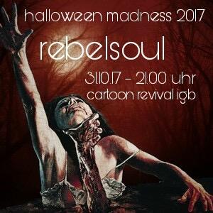 Halloween Madness 2017