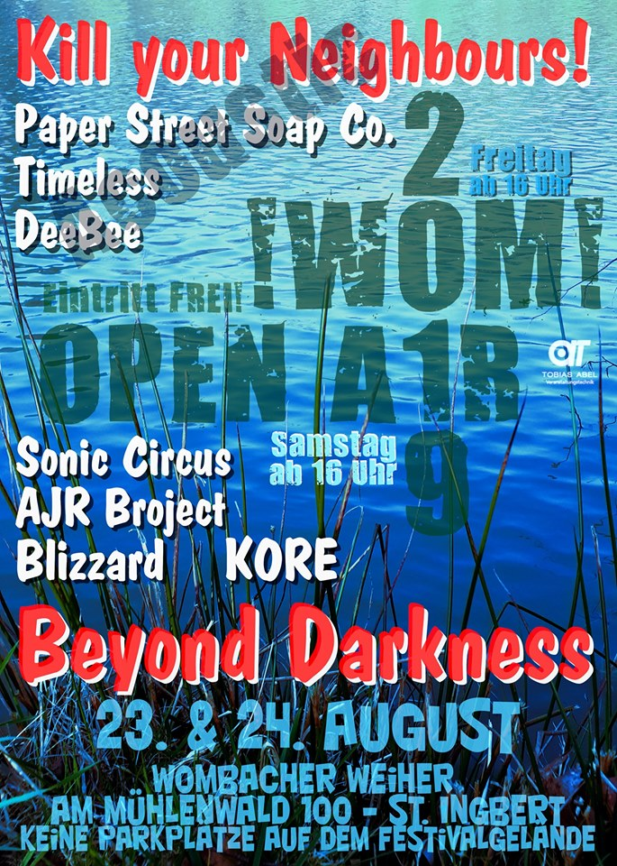 WOM Open Air Festival