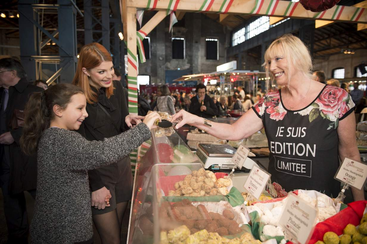 Internationaler Gourmet Markt
