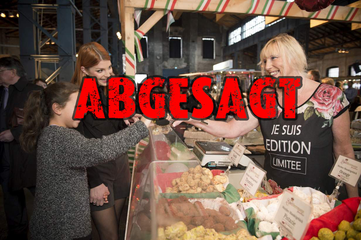Abgesagt: Internationaler Gourmet Markt