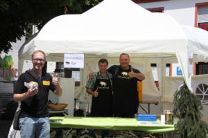 Dorffest Oberwürzbach 2018